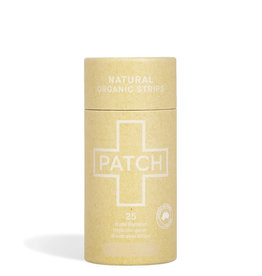 Patch PATCH Natural Adhesive Strips - Bamboepleister - 25 Tube
