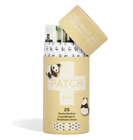 Patch PATCH Coconut Oil Kids Adhesive Strips - Bamboepleister - 25 Tube