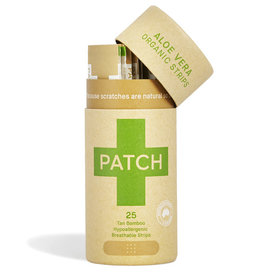 Patch PATCH Aloe Vera Adhesive Strips - Bamboepleister - 25 Tube