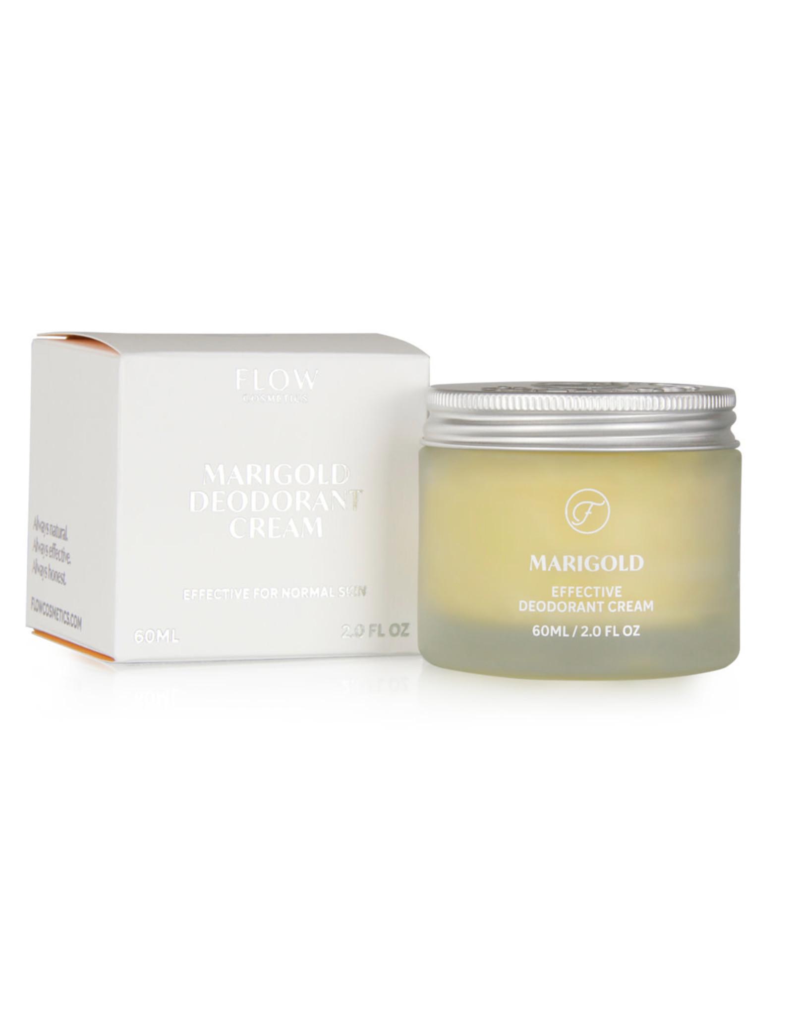 Flow Cosmetics Calendula Deodorant Cream 60 ml