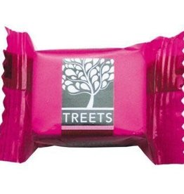 Treets Rose & pink pepper fizzing cubes 18g