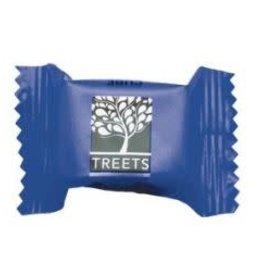 Treets Aqua & fresh mint bath cubes 18g