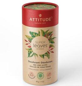 Attitude Super Leaves - Deodorant - Red Vine Leaves 85g