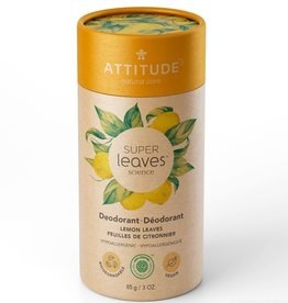 Attitude Super Leaves - Deodorant - Lemon Leaves 85g