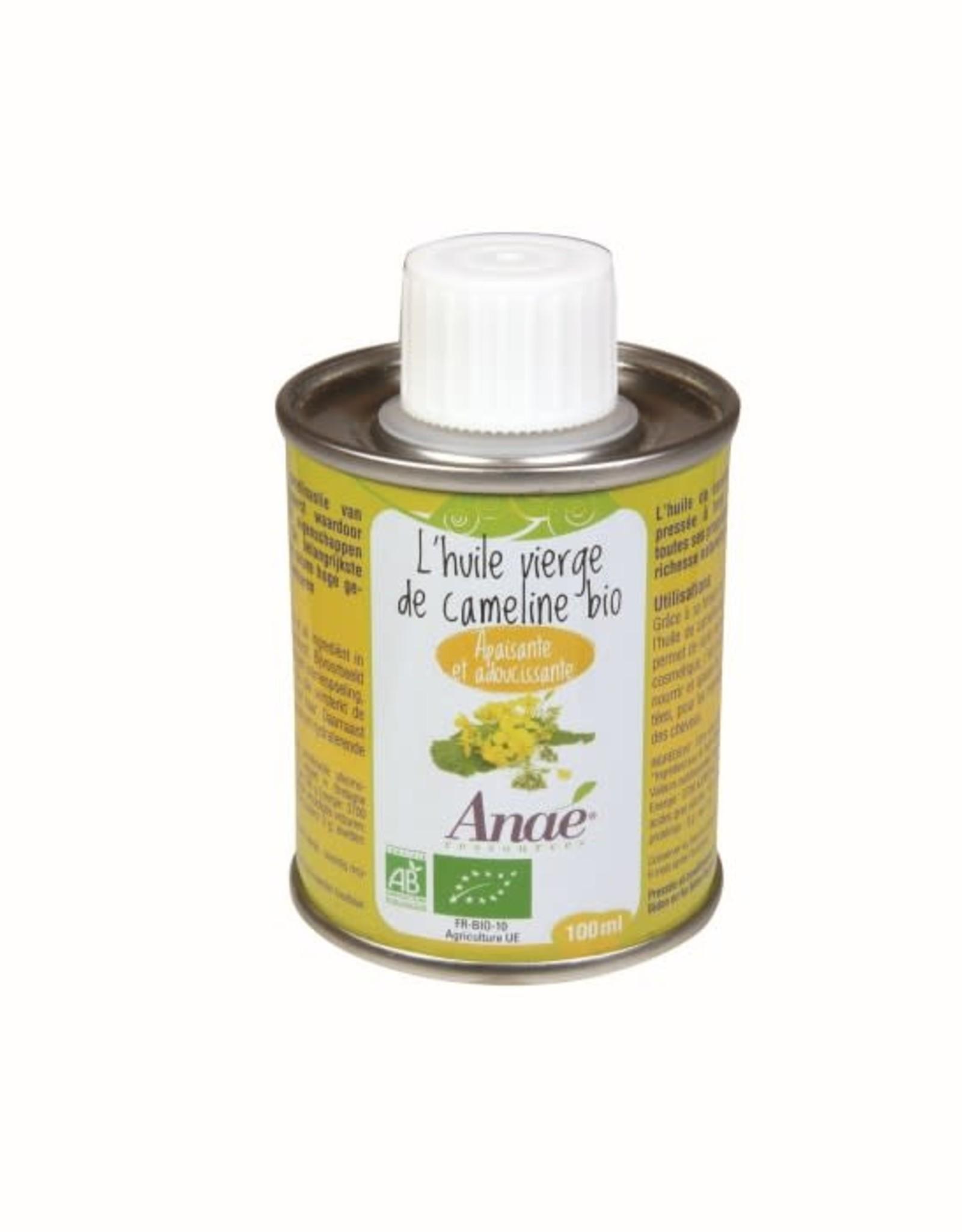 Anae Camelina olie - organisch & koudgeperst 100ml