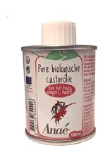Anae Castor olie - organisch & koudgeperst 100ml