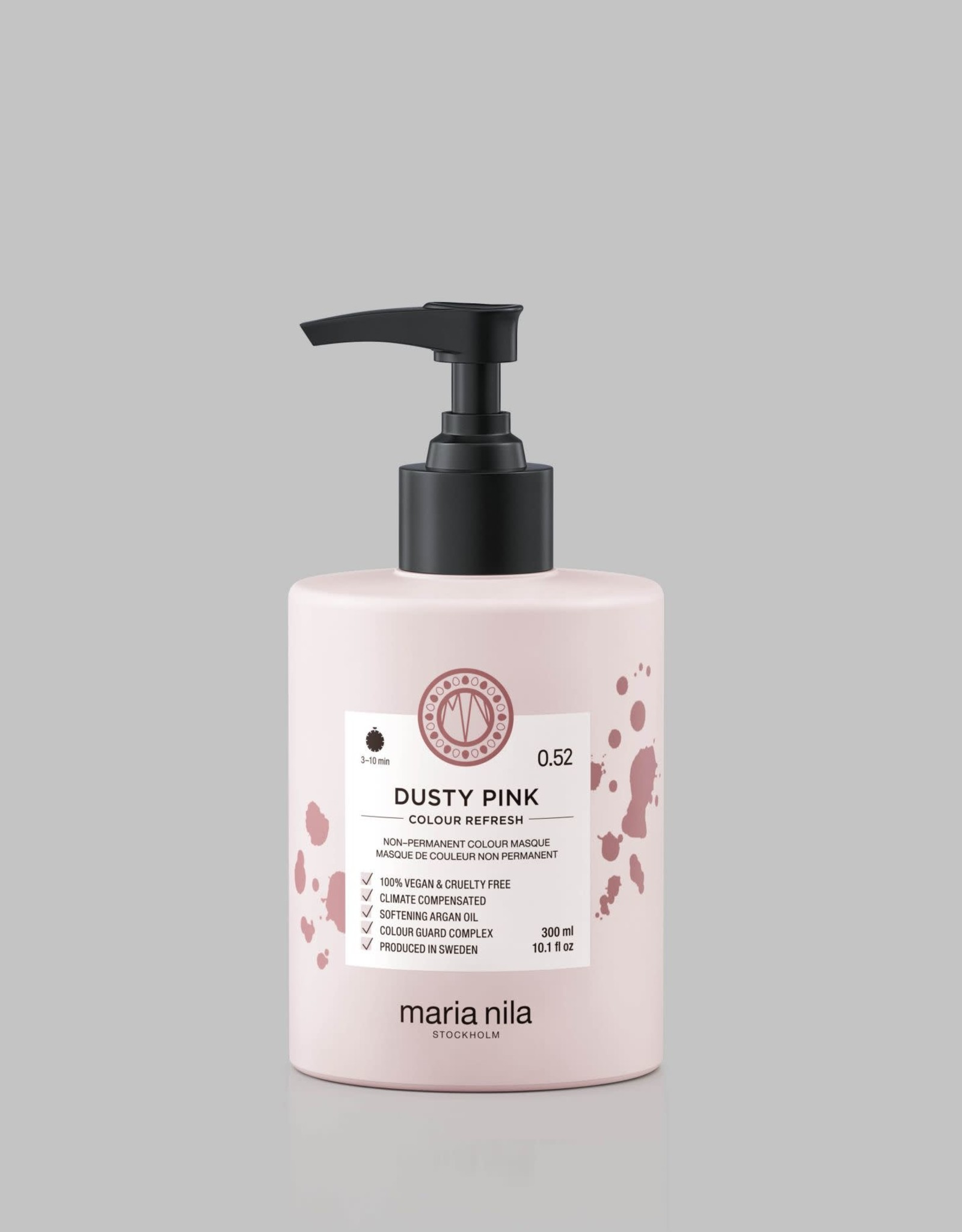 Maria Nila Colour Refresh Dusty Pink 300ml