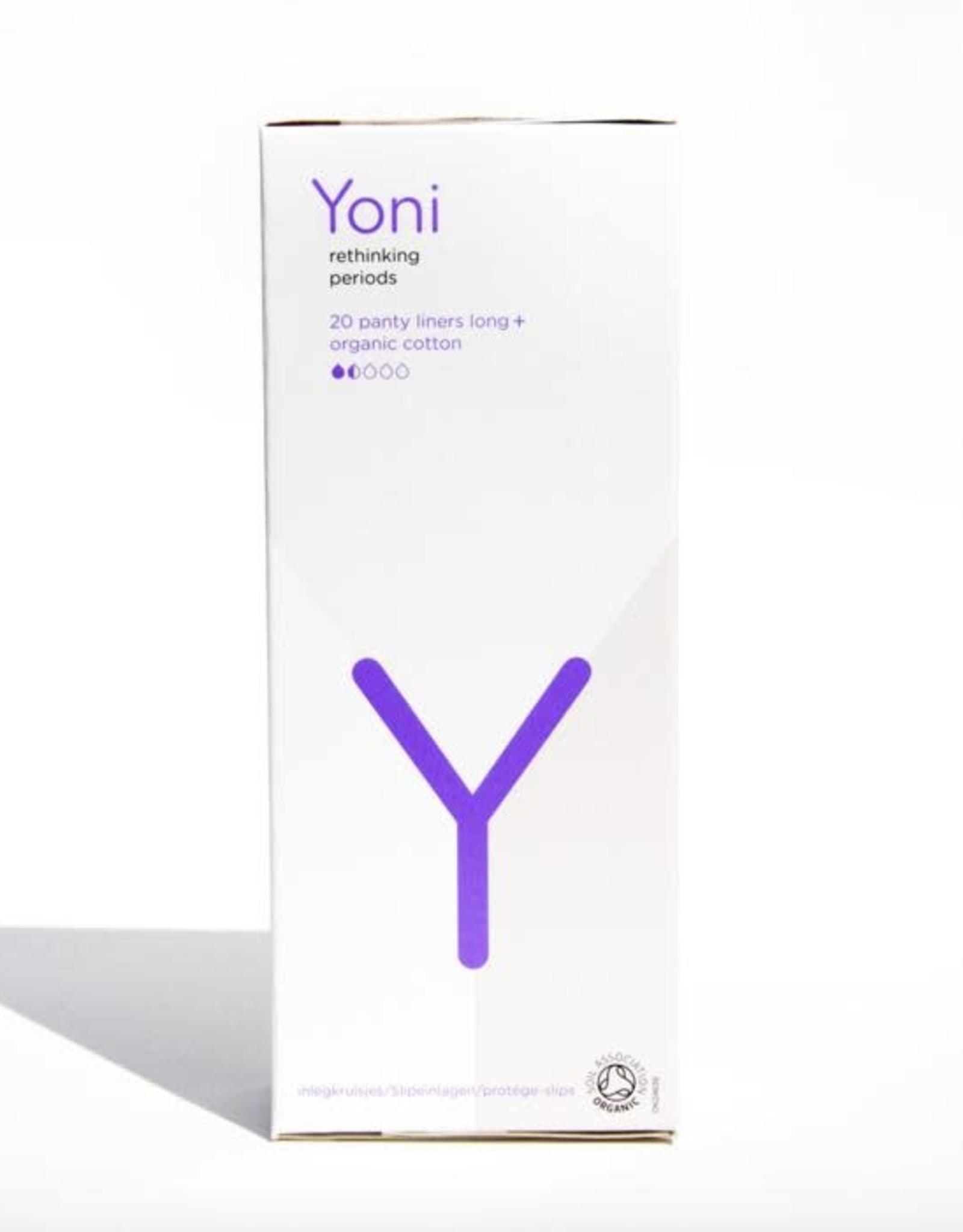 Yoni Inlegkruisje lang 20 stuks