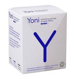 Yoni Yoni maandverband heavy 10 stuks