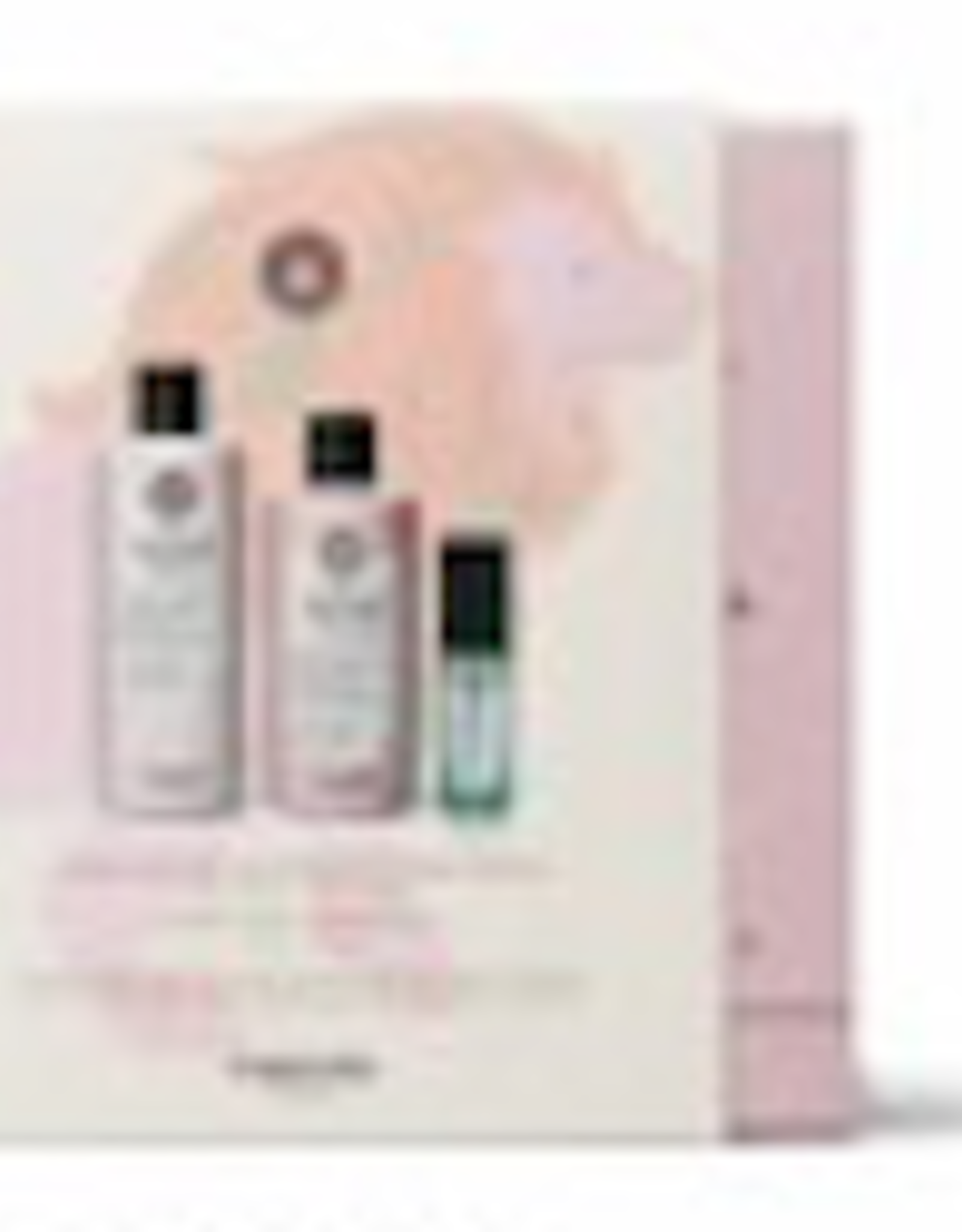 Maria Nila Pure Volume - Shampoo 350ml & Conditioner 300ml + True Soft Argan Olie 30ml