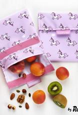 Roll'eat Boc'n'Roll Animals - Snack'n'Go - Snack Bag Unicorn
