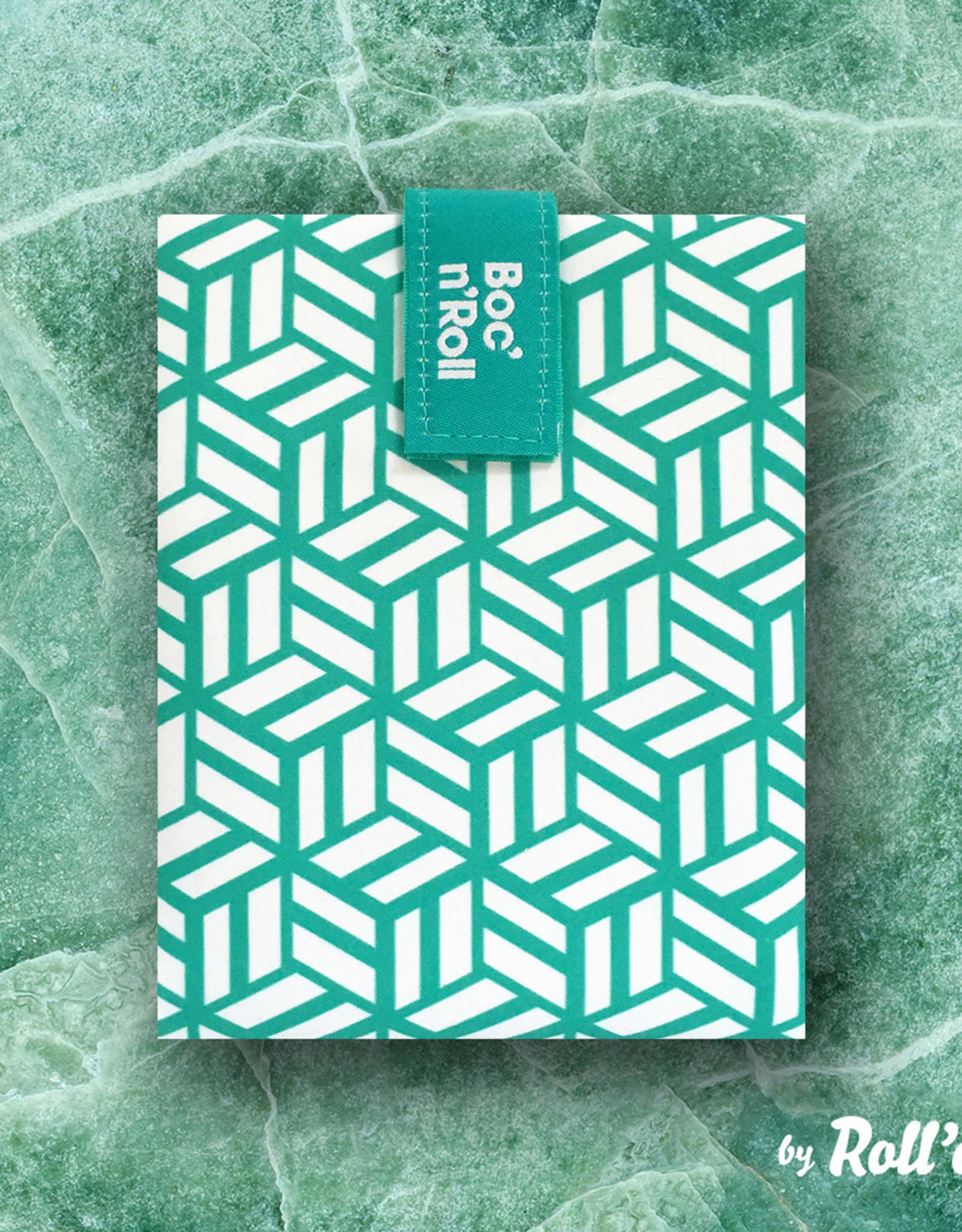 Roll'eat Boc'n'Roll Tiles - Sandwich Wrap Green