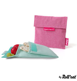 Roll'eat Boc'n'Roll Nature - Snack'n'Go Duo Mint