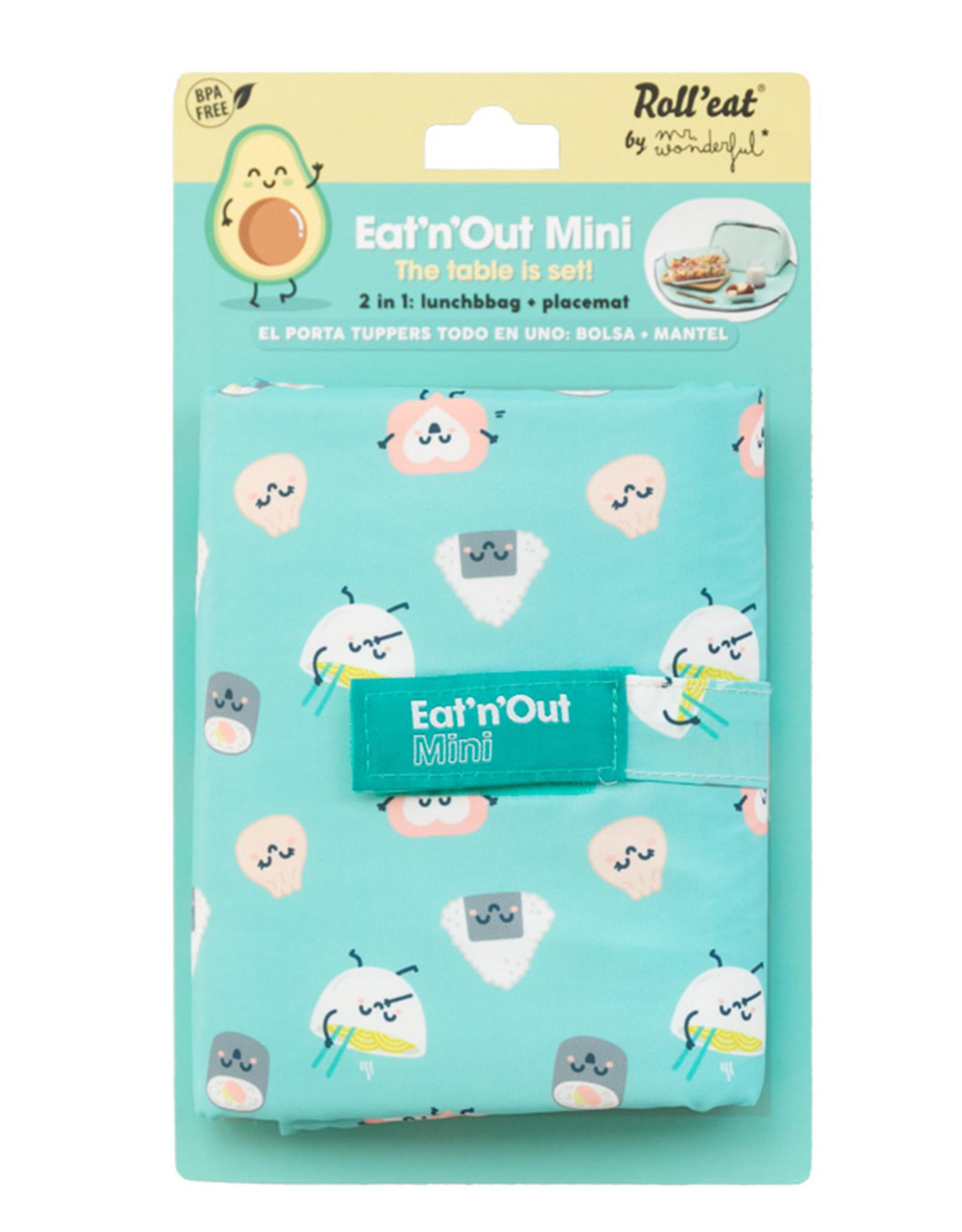 Roll'eat Boc'n'Roll Mr Wonderful - Eat'n'Out Mini Sushi