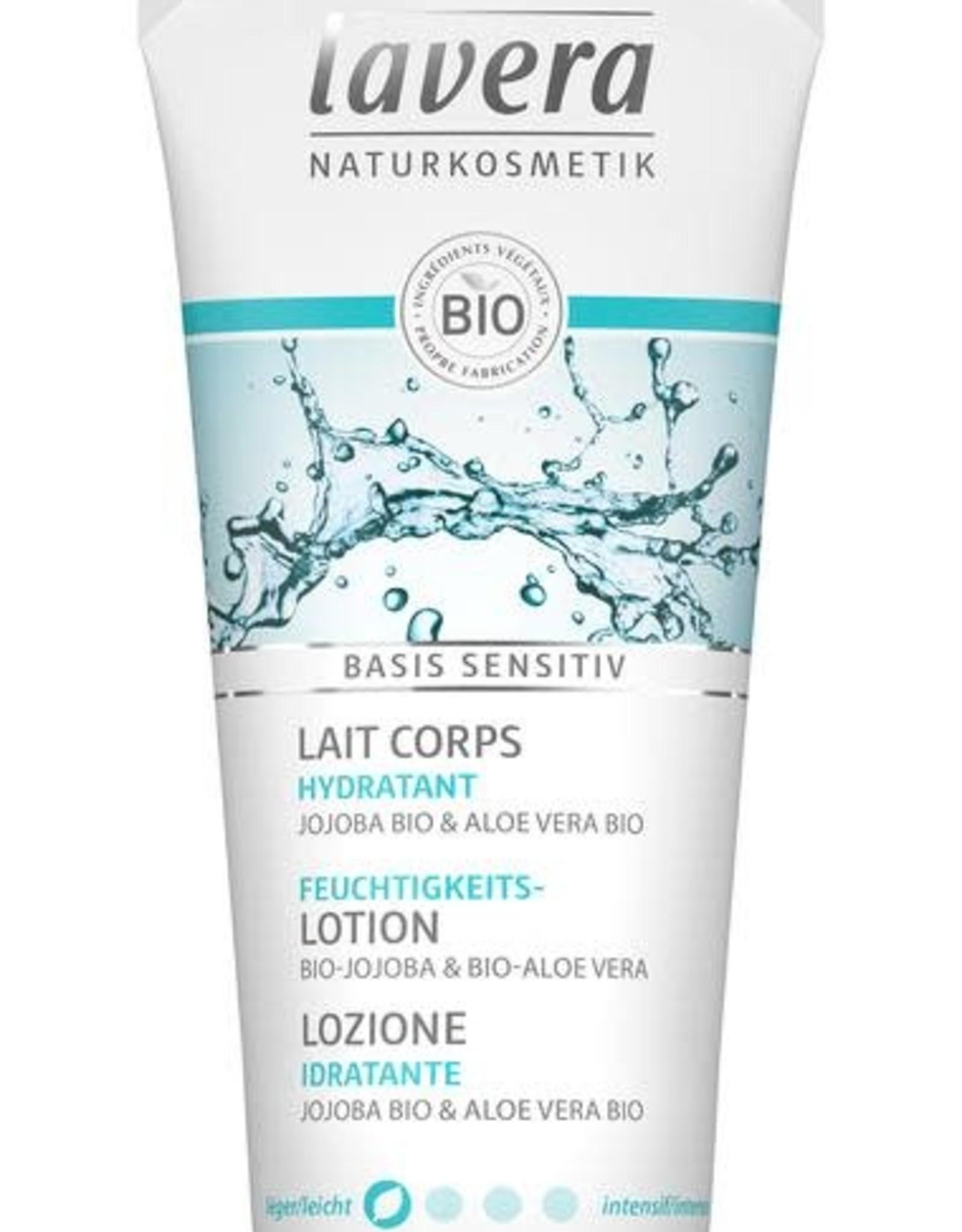 Lavera Basis Sensitiv bodylotion moisturising  200ml