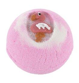 Treets Treets - Bath ball flamingo paradise
