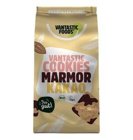 Vantastic foods VANTASTIC COOKIES Marmor, BIO, 125g