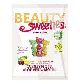 Vantastic foods BeautySweeties SAURE KATZEN, 125g