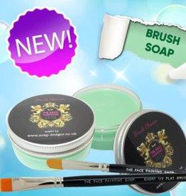 Silly Brush Brush Cleaner - melon & cucumber 50g
