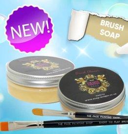 Silly Brush Brush Cleaner - citrus surprise 50g
