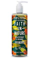Faith in Nature Faith in Nature Grapefruit & Orange Hand Wash 400ml