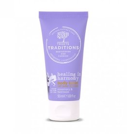 Treets Treets - healing in harmony body lotion 50ml
