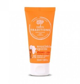 Treets Treets - Nourishing spirits shower cream 50ml