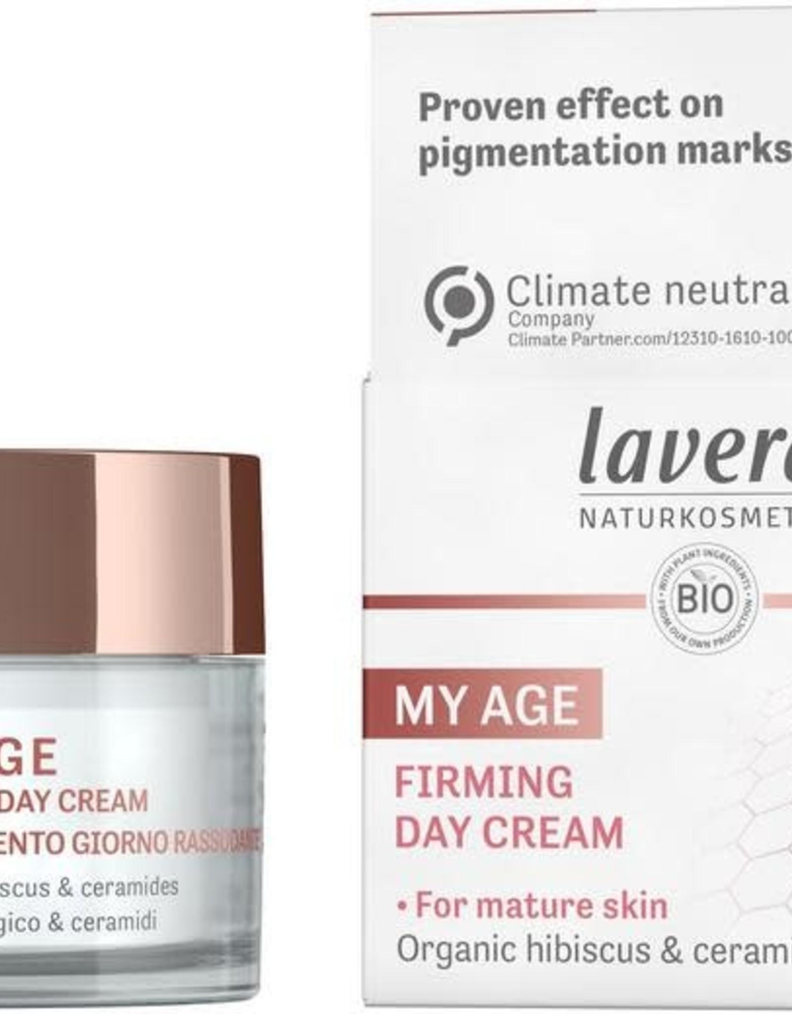 Lavera My age dagcrème voor de rijpere huid