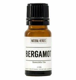 Natural Heroes Bergamot Essentiële Olie 10ml