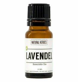 Natural Heroes Lavendel Essentiële Olie 10ml