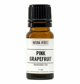 Natural Heroes Pink Grapefruit Essentiële Olie 10ml
