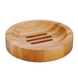 Croll & Denecke Croll & Denecke Bamboe zeepbakje - Rond