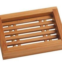 Croll & Denecke Bamboe zeepbakje - Rechthoek