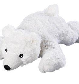 Warmies Volatile Warmies knuffel ijsbeer groot