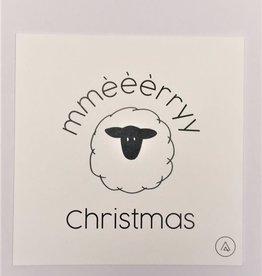 Atelier Amelie kaartje Meeeerryy Christmas