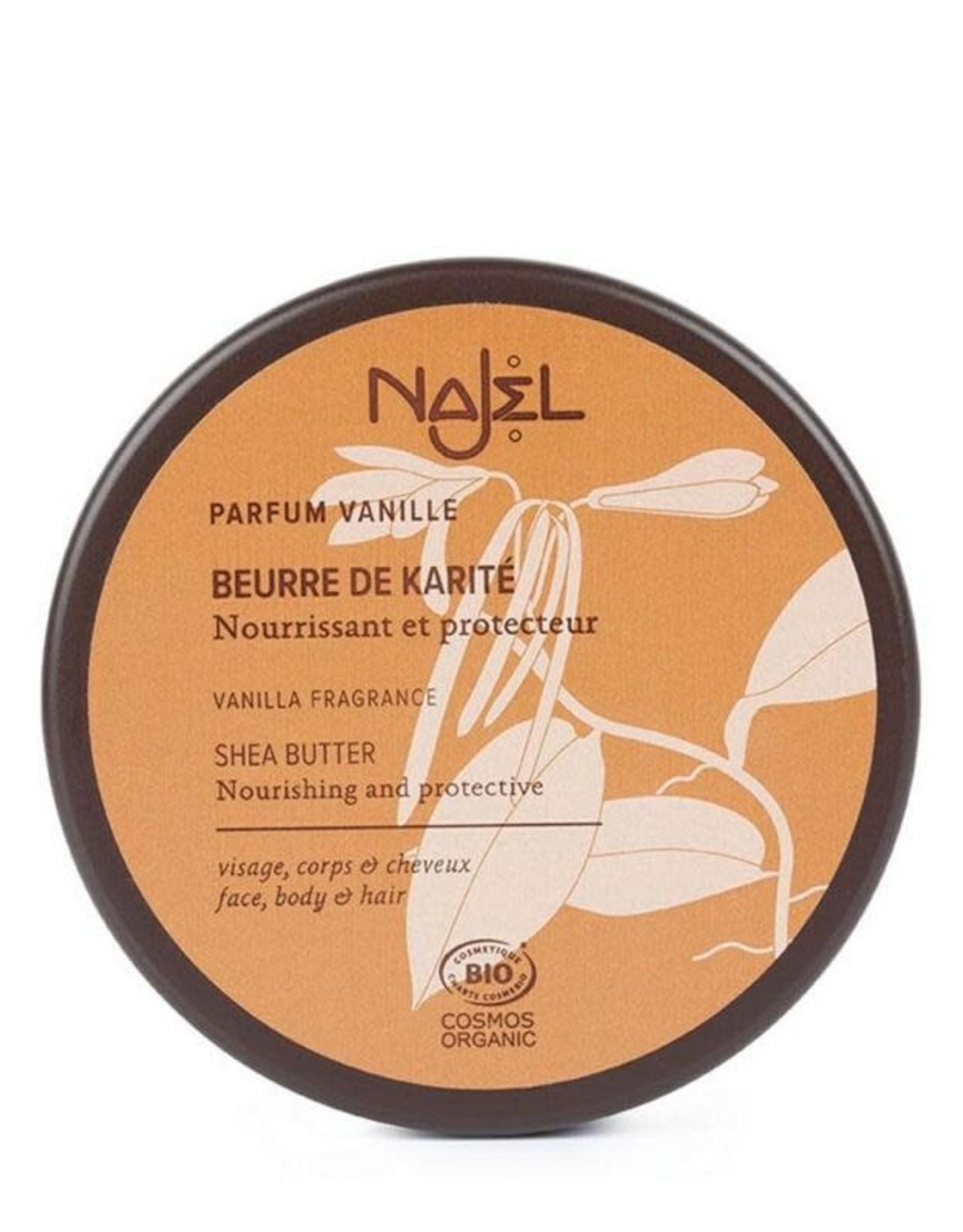 Najel Aleppo Shea Butter Vanilla 100 g