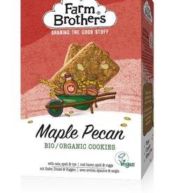 Farm Brothers Maple & pecan koekjes vegan 150g