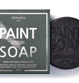 Chireureu Chireureu Charcoal Deep Cleansing Paint Soap 100g