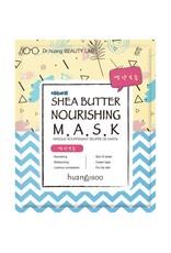 Huangjisoo Huangjisoo Shea Butter Face Mask 1 stuk