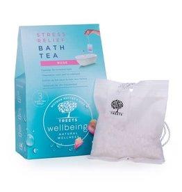 Treets Treets - Bath tea Stress Relief  3x 60g