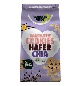 Vantastic foods VANTASTIC COOKIES Hafer Chia, BIO, 125g