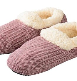 Warmies Volatile Warmies Slippies comfort maat 37-41 rood