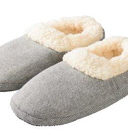 Warmies Volatile Warmies Slippies comfort maat 37-41 grijs