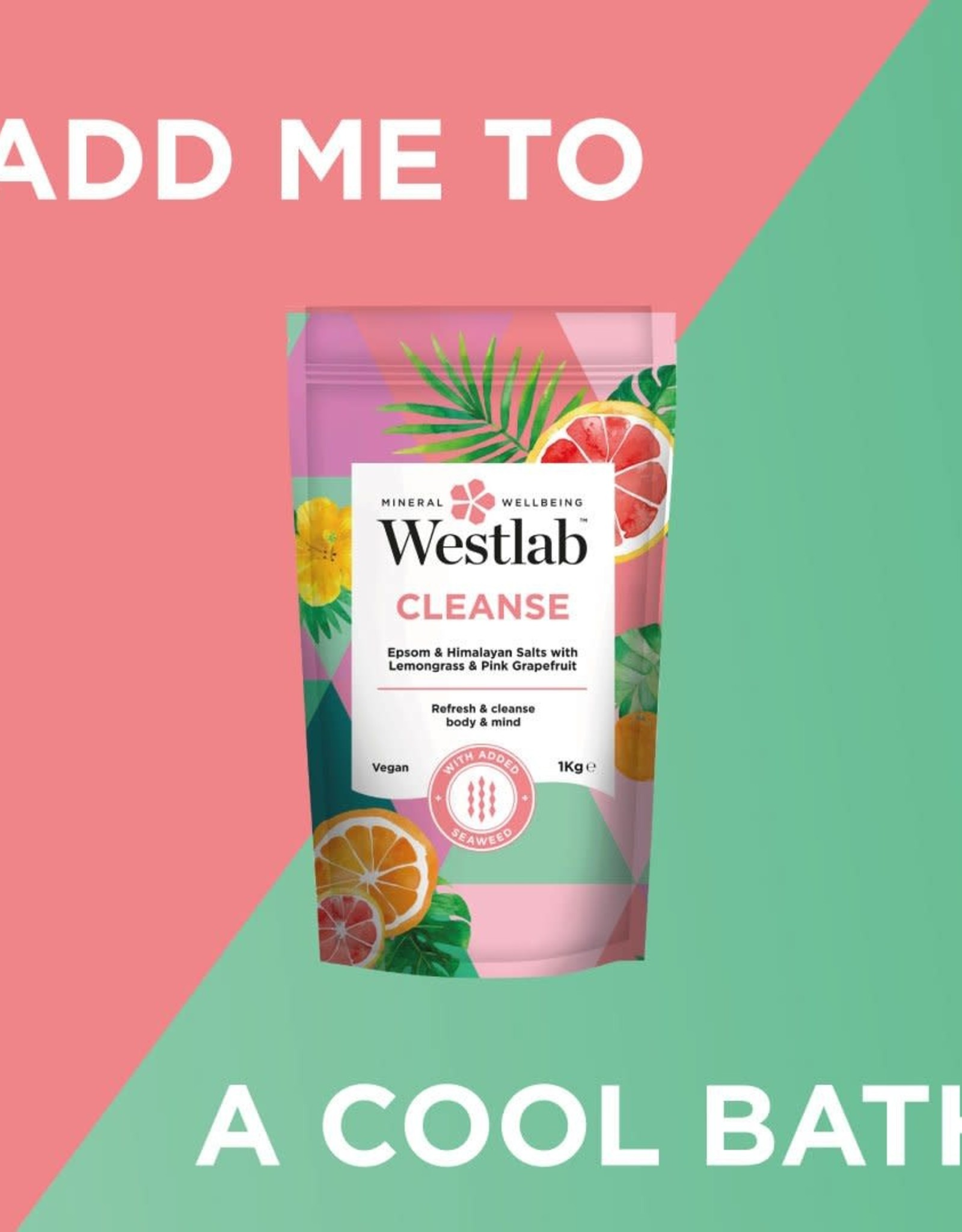 Westlab Badzout alchemy cleanse 1kg