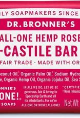 Dr. Bronner Dr. Bronner's - soap bar Rose 140g