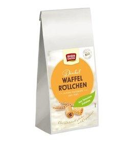 Vantastic foods Rosengarten DINKEL WAFFELRÖLLCHEN Natur, BIO, 150g