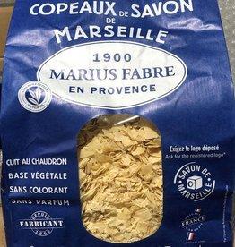 Marius Fabre Savon Marseille zeepvlokken zak zonder palmolie 980g
