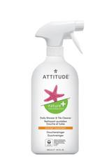 Attitude Attitude Douchereiniger Citrus Zest 800ml