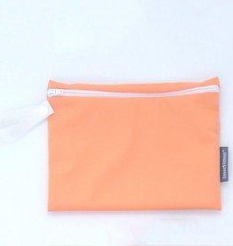 ImseVimse Mini Wet Bag, Peach 20 x 15cm