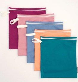 ImseVimse Wet bag with Zipper, Peach, 28 x 26cm